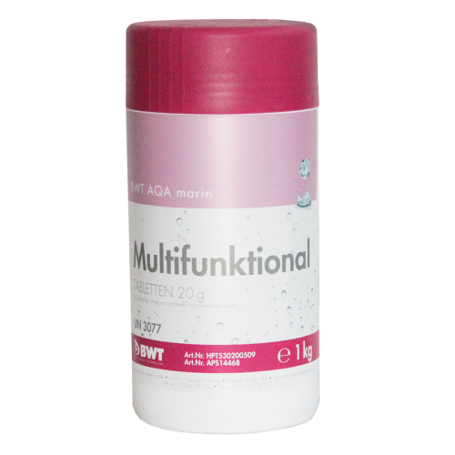 BWT AQA marin Multifunktional Tabletten 20g, 1kg