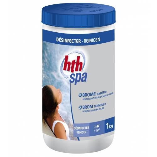 HTH Таблетки брома по 20 гр, 1 кг