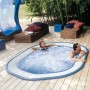 Jacuzzi, Sienna Experience переливной СПА бассейн