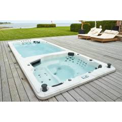 Treesse, Saint-Tropez плавательный СПА бассейн с противотоком