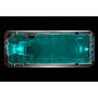 Vortex Spas, Aqualap PRO плавательный СПА бассейн с противотоком