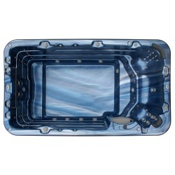 Vortex Spas, Aquagym PRO плавательный СПА бассейн с противотоком