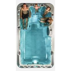 Vortex Spas, Aqualounge плавательный СПА бассейн с противотоком