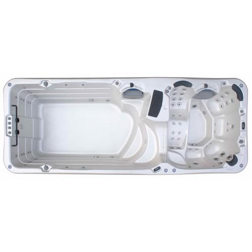 Vortex Spas, Hydrozone PRO плавательный СПА бассейн с противотоком